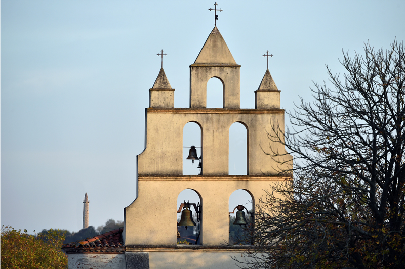 Eglise et tour mod