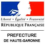 Logo prefecture haute garonne