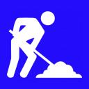 Men work 128